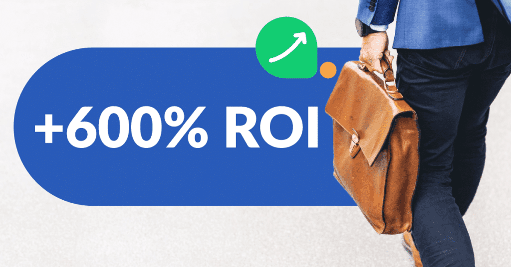 03 IROResearch lead generation roi 600% ROI with Improved Inbound Lead Generation Approach