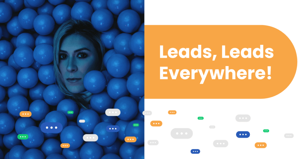 Leads everywhere Leadoo