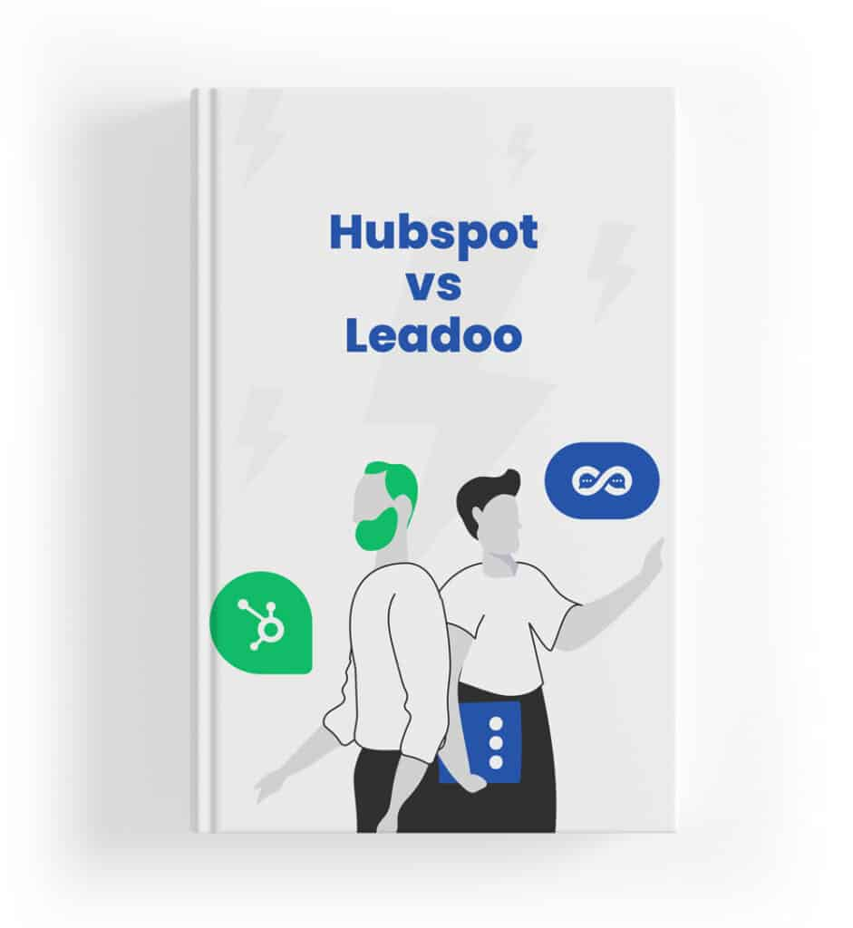 Hubspot Leadoo abm The Best ABM Tool For SMEs
