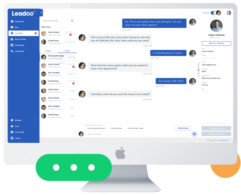 LiveChat Header 03 whatsapp for business WhatsApp and Facebook Messenger for Business