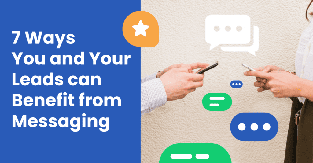 How you and your clients can benefit from messaging