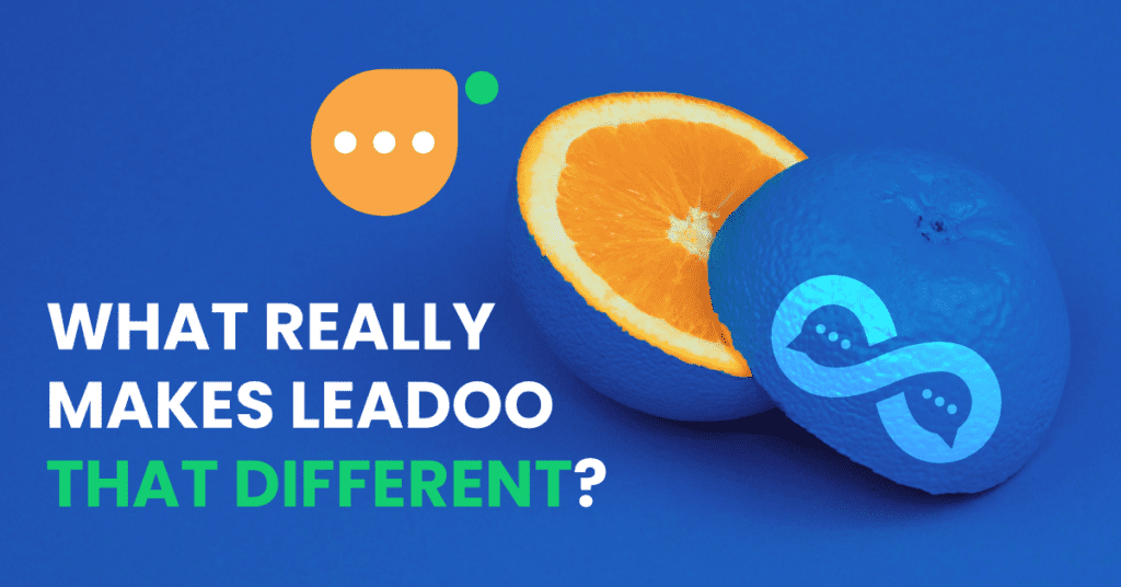 How Leadoo is different?