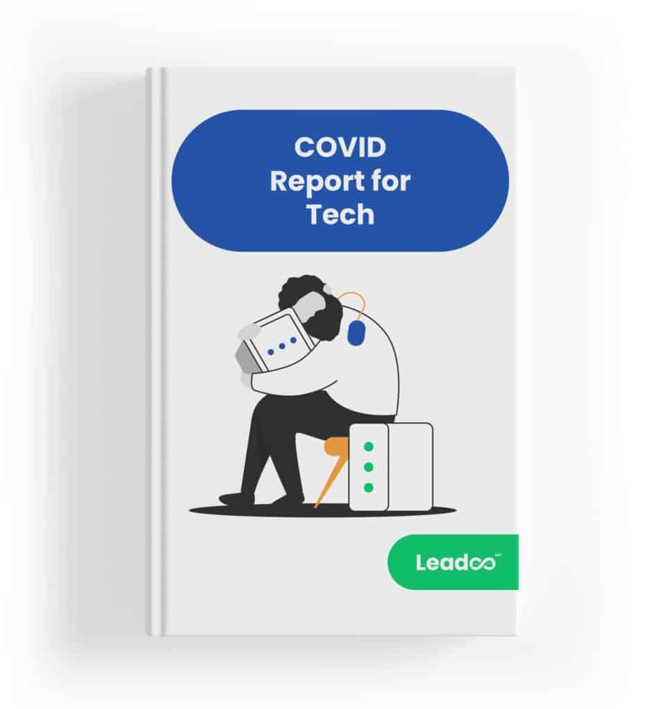 Tech Book Preview Integrate WhatsApp & Messenger on your website Covid-19 report for Tech sector in the UK