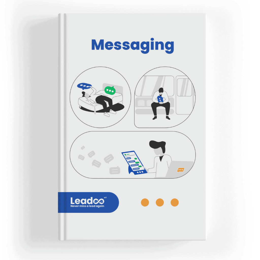 Untitled design 2020 06 12T144213.905 Integrate WhatsApp & Messenger on your website Engage with prospects on and off your website with Leadoo Messaging
