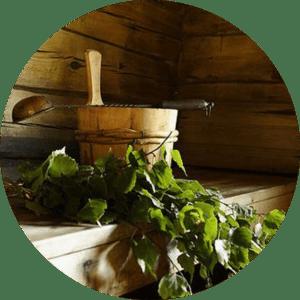 sauna Kesä