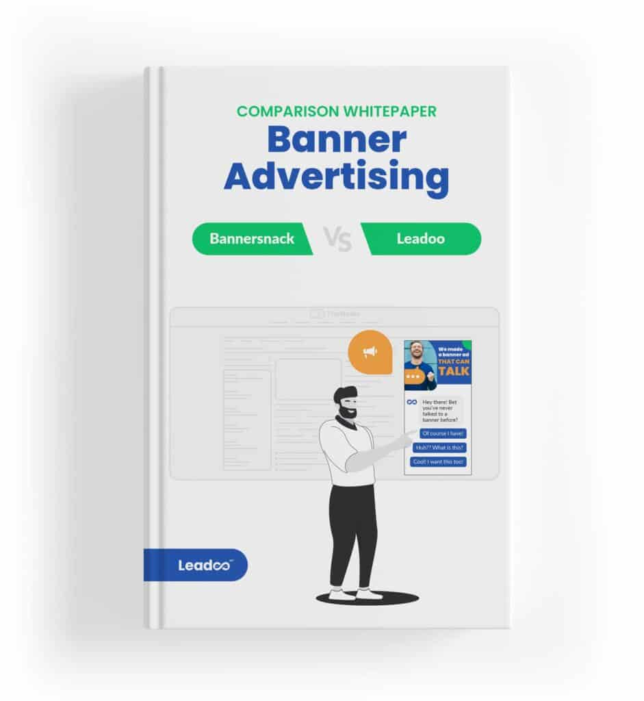 bannersnack Preview Leadoomt 02 banner ads tool comparison Banner advertising: Bannersnack VS Leadoo