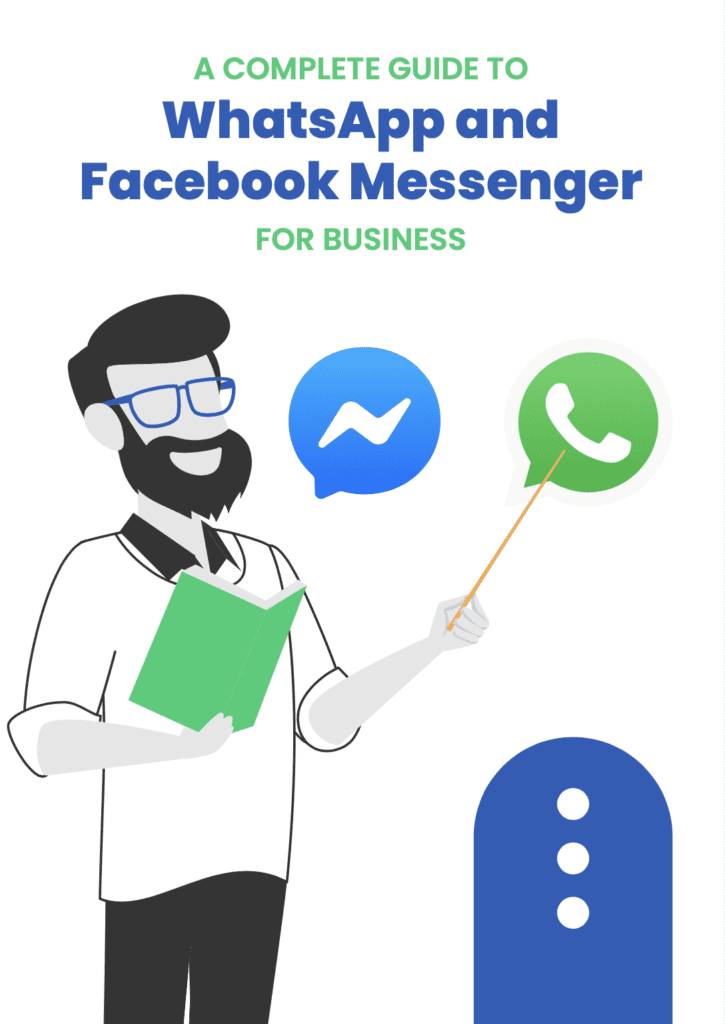 whatsapp messenger guide cover whatsapp for business WhatsApp and Facebook Messenger for Business