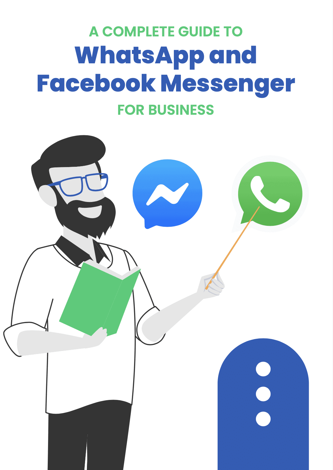 WhatsApp & Facebook Messenger for Business