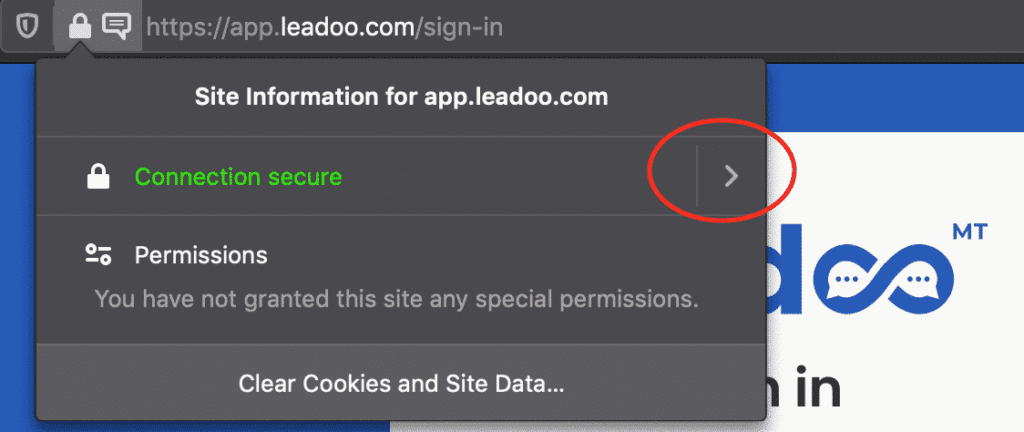 pasted image 0 8 how to enable browser notifications How to enable sound settings for your Leadoo notifications?