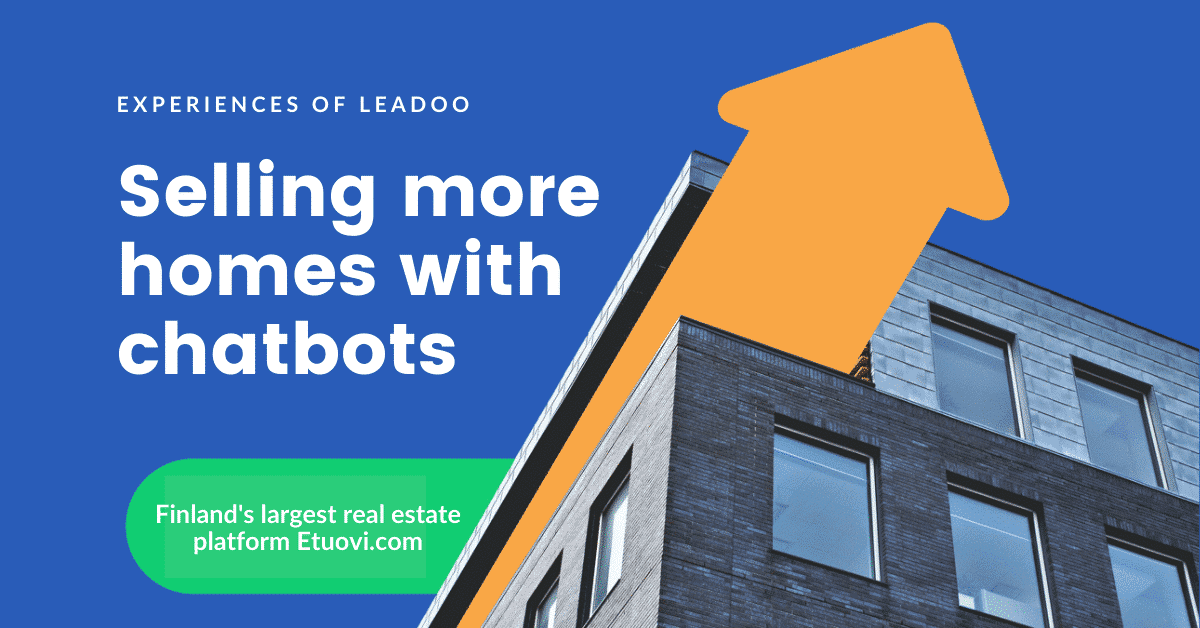 Boosting real estate sales with chatbots