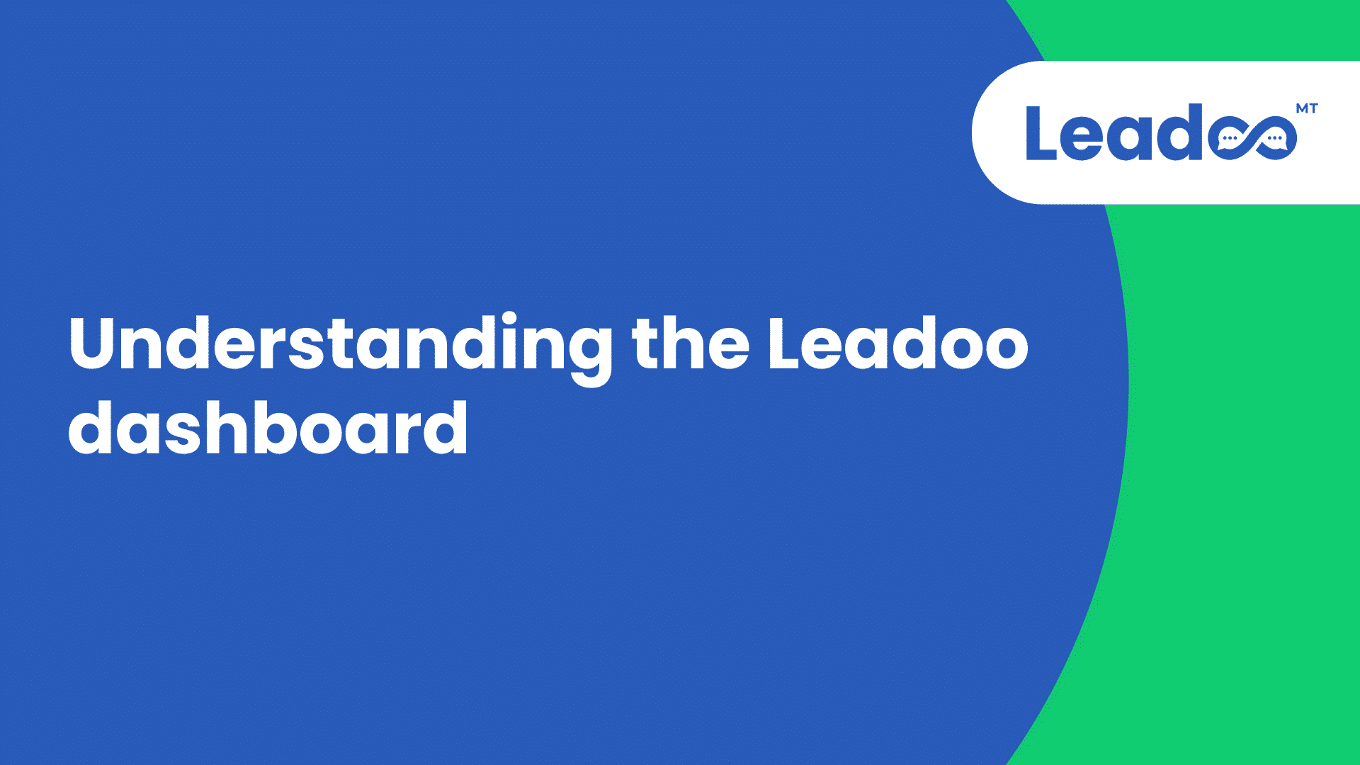 Understanding the Leadoo dashboard.00 00 00 00.Still002 Help Center Getting started with Leadoo