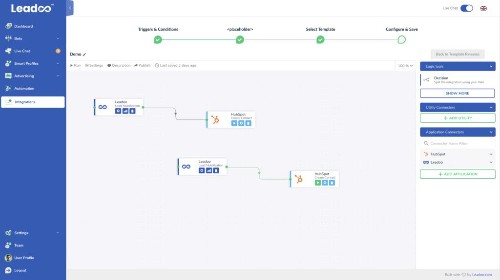 leadoo-integration-builder-view