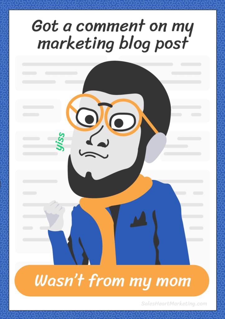 Success-comment-SalesHeartMarketing