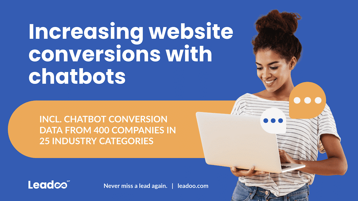 Increase Website Conversions with Chatbots