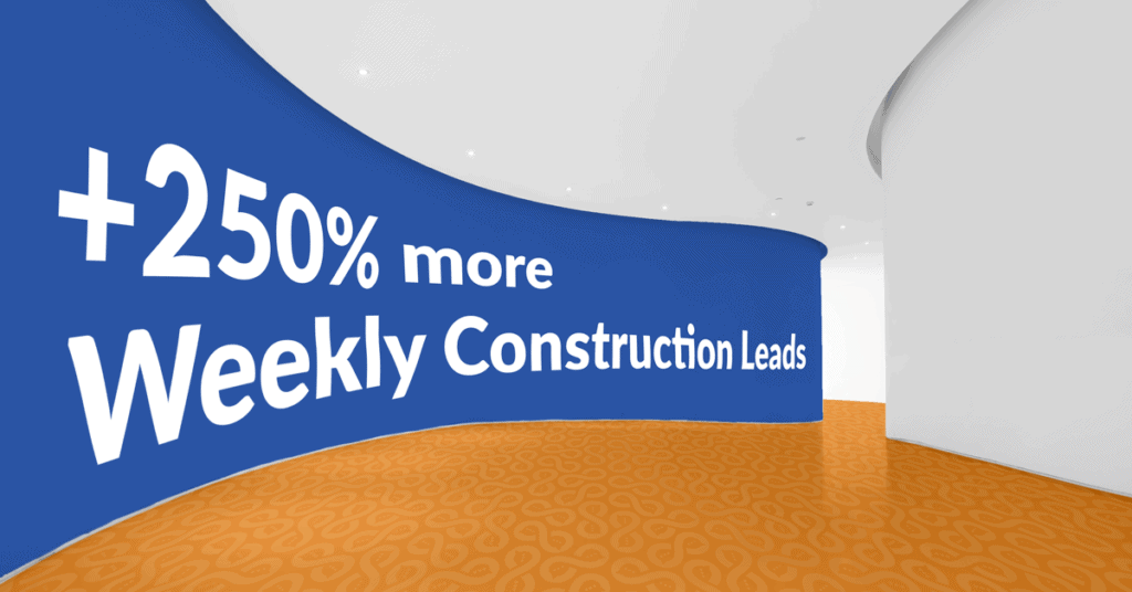 construction leads 03 construction leads 250% More Weekly Construction Leads with Automated Chatbots
