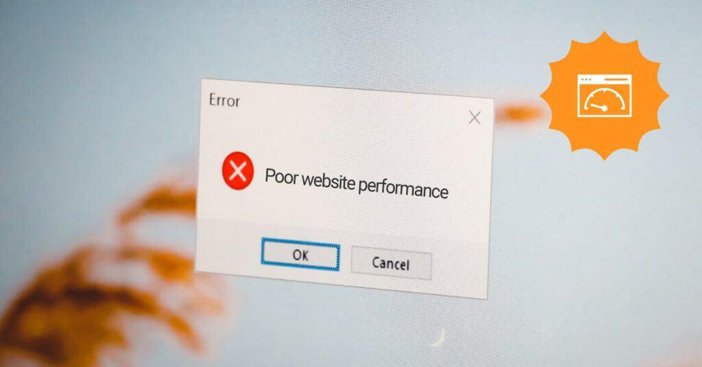 conversion-rate-pitfalls-website-performance