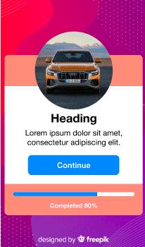 responsive businesscard Miksi VisualBotit korvaavat yhteydenotto-<br>lomakkeet