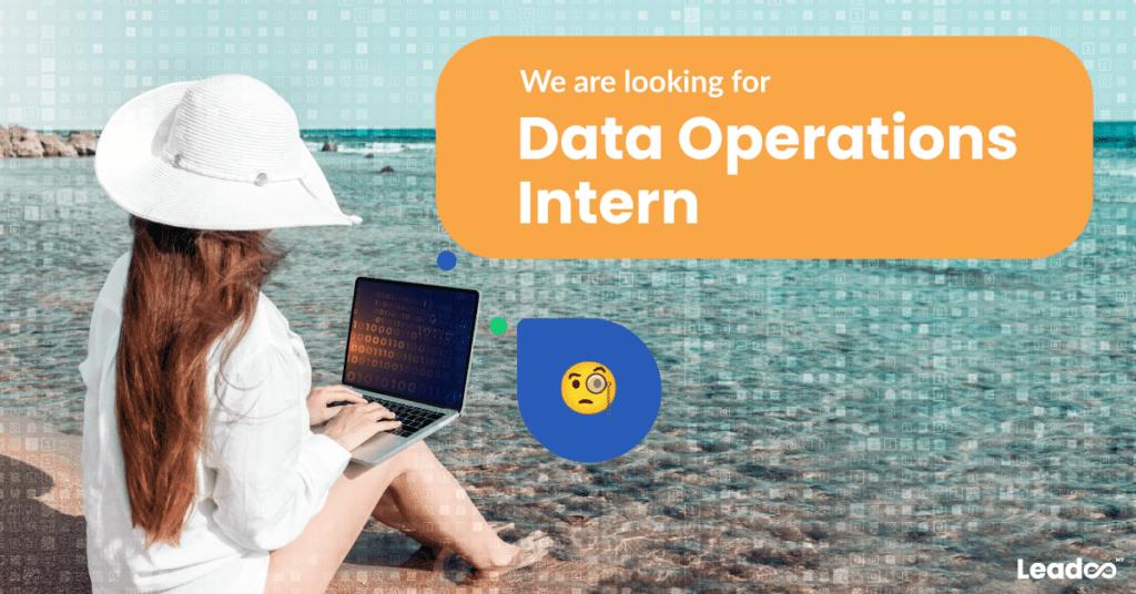 Data operation Header data operations Data Operations Intern