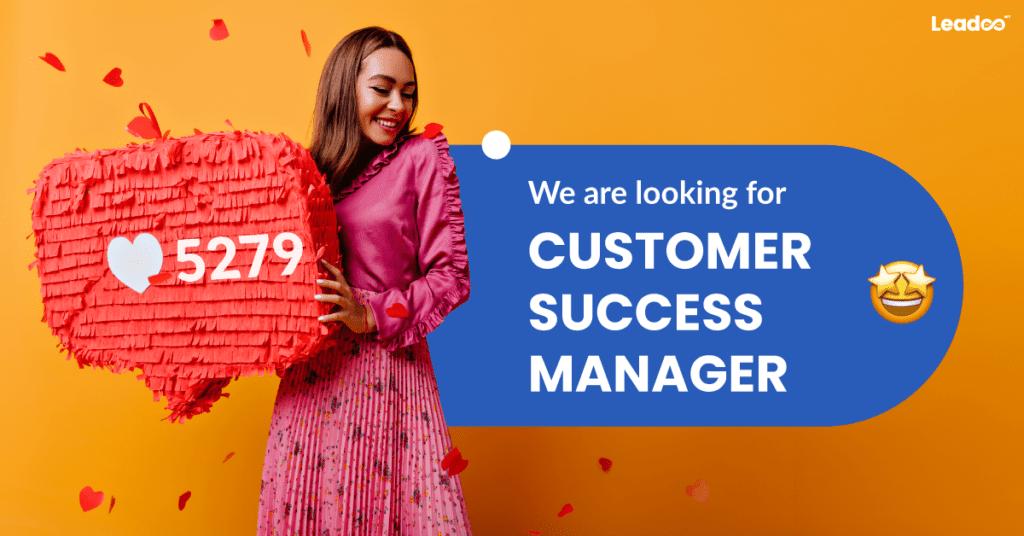 Option 02 Customer Success manager Header customer success manager Key Account Manager