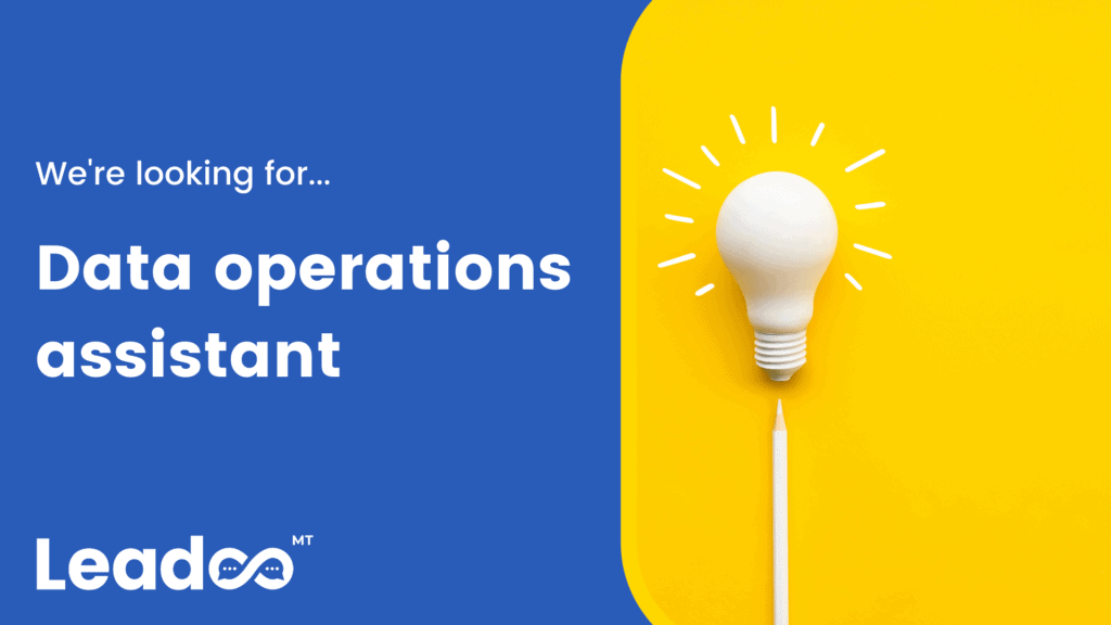 Data operations assistantSE data operations Data Operations Assistant