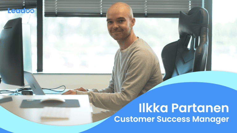 Kaikki Leadoon Customer Success-prosessista!