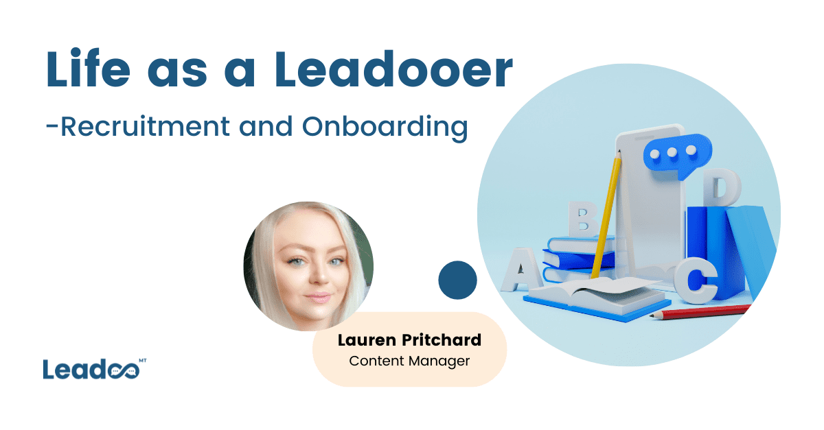 Life as a Leadooer 💙
